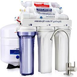 iSpring Reverse Osmosis Water Filter System w/ Alkaline Mine
