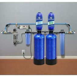 Austin Springs by Aquasana 500k Gallon Well Water Filter wit