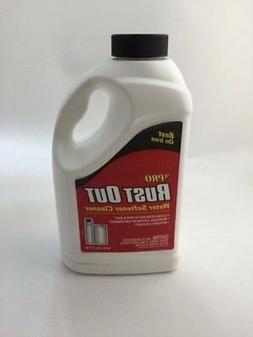 rust out ro65n well water softener cleaner
