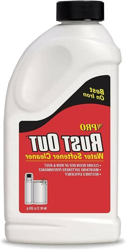 PRO PRODUCTS RUST OUT Water Softener Cleaner & Rust Remover