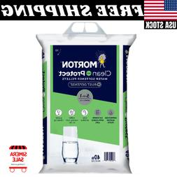 Morton Rust Remover Super Pellets Salt - 40lbs
