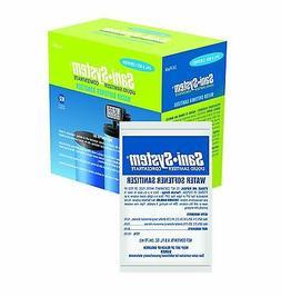 Sani-System Liquid Water Softener Sanitizer 0.5 oz. - Case o