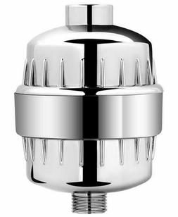 AquaBliss SF220 High Output Universal Shower Filter - Chrome