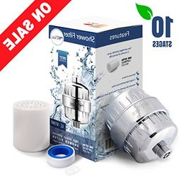 Limited SALE - 10-Stage Shower Filter - Shower Head Filter -