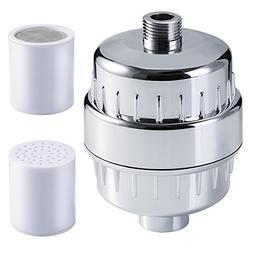Shower Filter, Leyeet 15 Stage High Output Shower Water Filt