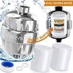 Shower Filter - Water Softener - Hard Water Filter - Showerh