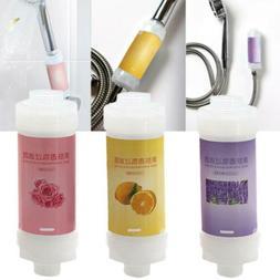 Shower Head Bathroom Water Softener Purifier Remover Chlorin