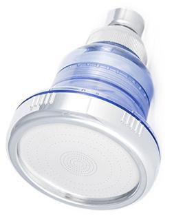Shower Head Chlorine Filter, Hard Water Softener, High Press