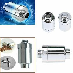 Shower Head Filter Water Purification Connector Faucet Softe