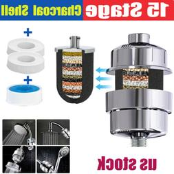 shower head filter water purification filters 15