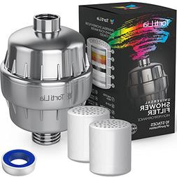 Shower Water Filter Multi-Stage Shower Filter For Hard Water