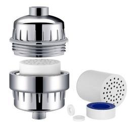 Shower Water Filter Softener Filter Cartridge Handheld Showe