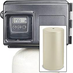 96k Water Softener with Fleck 2510SXT Metered Valve - 96,000