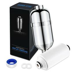 Universal Shower Filter Hard Water Softener Replacement Show