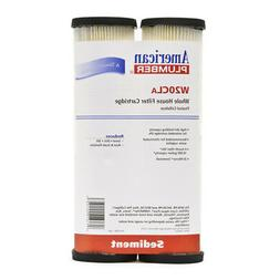 American Plumber W20CLA Whole House Sediment Water Filter Ca