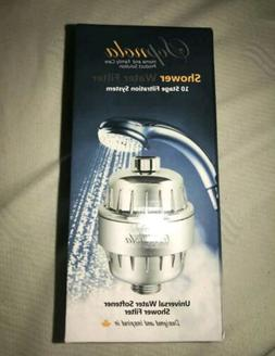 Water Filter, brand new in box, universal water softener and