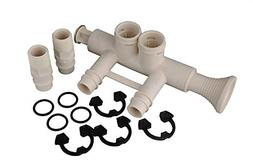"Water Softener 1"" Replacement Bypass Valve Assembly Kit - Pa"