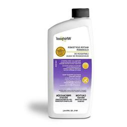 Whirlpool Water Softener Cleanser 16 Ounces Softening Cleane