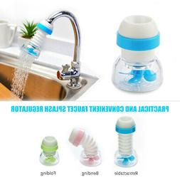 Water Tap Faucet Extender Filtration Softener Water Tap Head