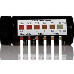 JNW Direct Water Total Hardness Test Strips, Best Kit for Ac