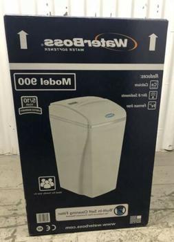 Waterboss Water Softener System 22,000-Grain Capacity Built-