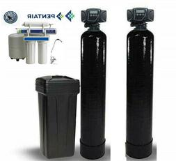 Whole house Water Filter, Catalytic Carbon &  Water Softener