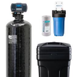 AQUASURE Whole House Water Softener System 64000 Grain Progr