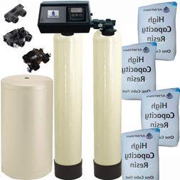 Abundant Flow Water Ws-64K-91Sxt 64K-91Sxt Dual Tank Softene